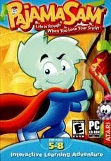 Pajama Sam 4: Life is Rough When You Lose Your Stuff Box Cover