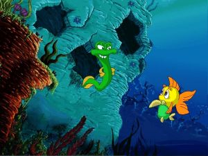 'Freddi Fish and the Case of the Missing Kelp Seeds - Screenshot #8
