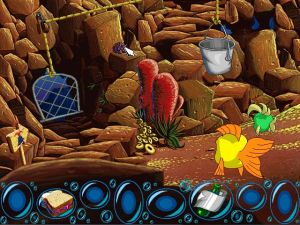 'Freddi Fish and the Case of the Missing Kelp Seeds - Screenshot #7