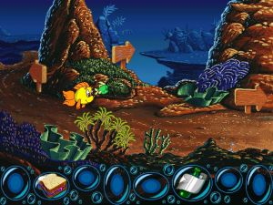 'Freddi Fish and the Case of the Missing Kelp Seeds - Screenshot #6