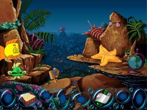 'Freddi Fish and the Case of the Missing Kelp Seeds - Screenshot #5