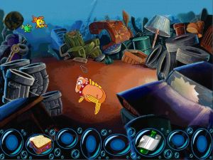'Freddi Fish and the Case of the Missing Kelp Seeds - Screenshot #4
