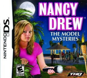 Nancy Drew: The Model Mysteries Box Cover