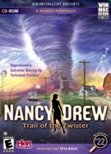 Nancy Drew: Trail of the Twister