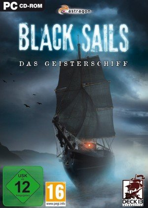 Black Sails: The Ghost Ship Box Cover