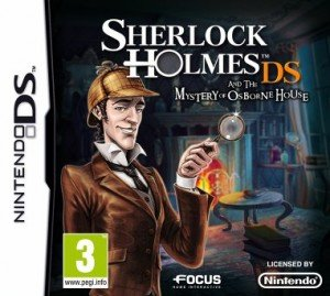 Sherlock Holmes and the Mystery of Osborne House Box Cover