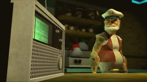 Sam & Max: The Devil's Playhouse - Episode 1: The Penal Zone Screenshot #1