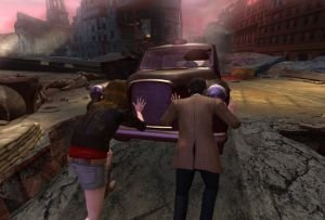 Doctor Who: The Adventure Games - Episode One: City of the Daleks Screenshot #1
