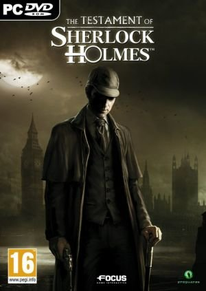 The Testament of Sherlock Holmes Box Cover