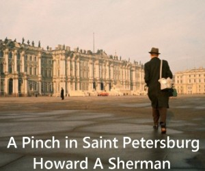 A Pinch in Saint Petersburg Box Cover