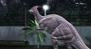 'Jurassic Park: The Game - Screenshot #12