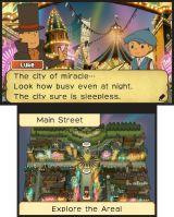 'Professor Layton and the Miracle Mask - Screenshot #13