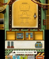 'Professor Layton and the Miracle Mask - Screenshot #10