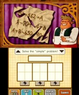 'Professor Layton and the Miracle Mask - Screenshot #6
