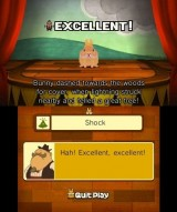'Professor Layton and the Miracle Mask - Screenshot #2