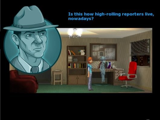 Screenshot for Blackwell Deception, The #1