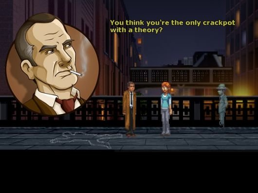 Screenshot for Blackwell Deception, The #2
