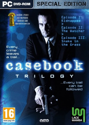 Casebook Trilogy: Special Edition Box Cover