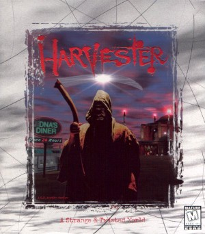 Harvester Box Cover