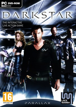DARKSTAR: The Interactive Movie Box Cover