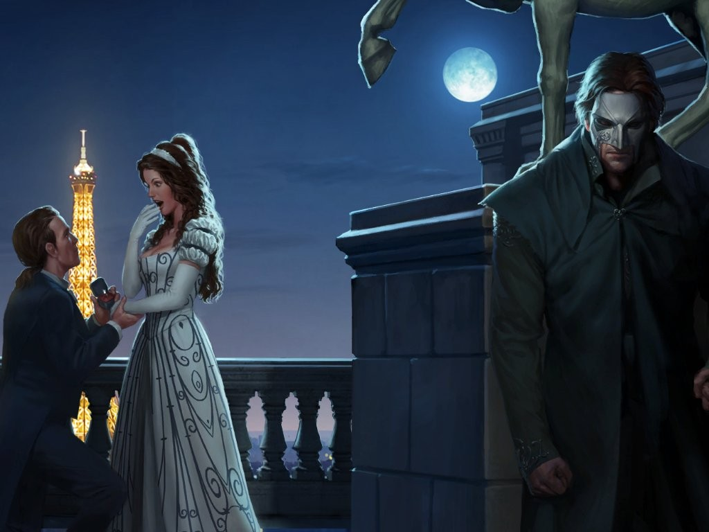 Phantom Of The Opera Game Online