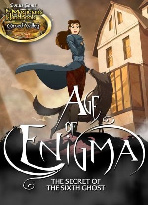 Age of Enigma: The Secret of the Sixth Ghost - Cover art