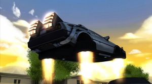 'Back to the Future: The Game - Screenshot #10