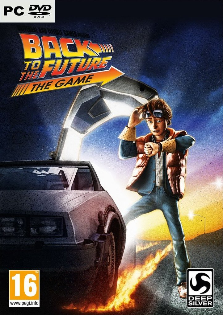 back to the future the 2011 adventure details