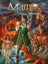 Mage's Initiation: Reign of the Elements - Box art