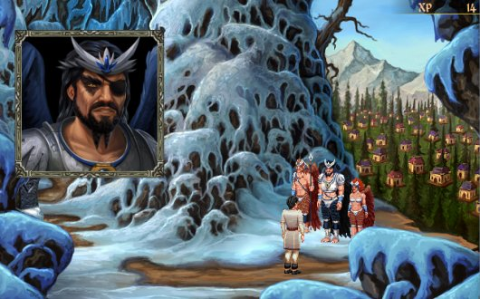 Mage's Initiation: Reign of the Elements Screenshot
