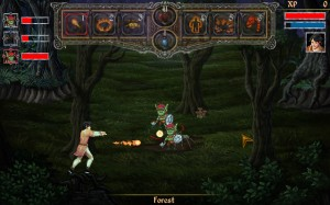 'Mage's Initiation: Reign of the Elements - Screenshot #7