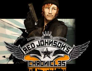 Red Johnson's Chronicles Box Cover