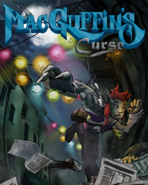 MacGuffin's Curse Box Cover