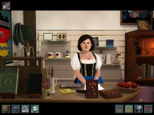Nancy Drew: The Captive Curse Screenshot #1