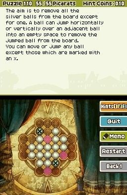 Professor Layton and the Last Specter Screenshot #1