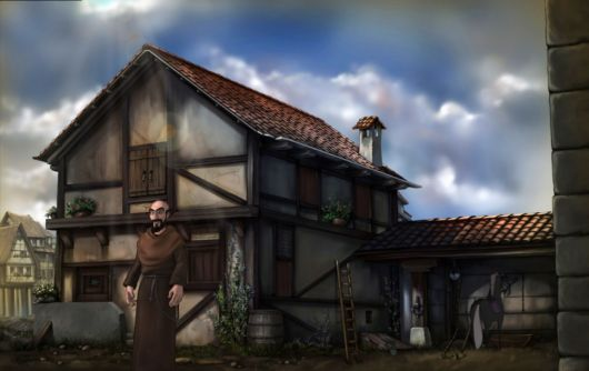 Mystery of the Wicked Village, The Screenshot