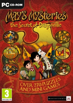 May's Mysteries: The Secret of Dragonville Box Cover