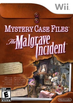 Mystery Case Files: The Malgrave Incident Box Cover