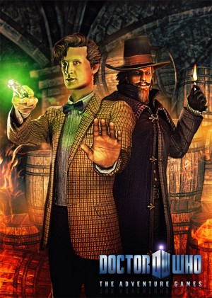 Doctor Who: The Adventure Games - Episode Five: The Gunpowder Plot Box Cover