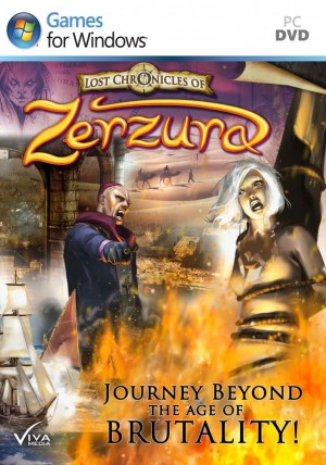 Lost Chronicles of Zerzura Box Cover