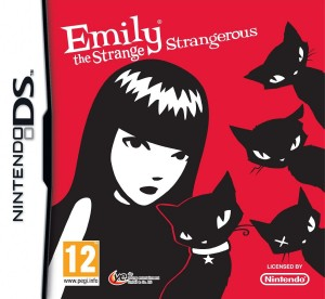 Emily the Strange: Strangerous Box Cover