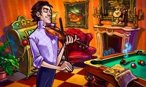 Sherlock Holmes and the Mystery of the Frozen City Screenshot #1