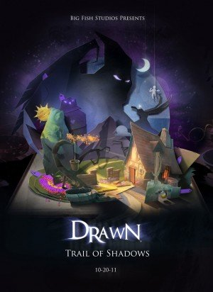 Drawn: Trail of Shadows Box Cover