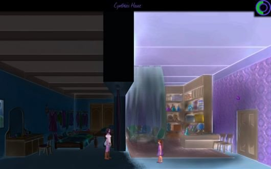 Screenshot for Girl with a Heart of 4