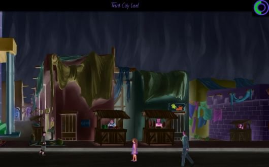 Screenshot for Girl with a Heart of 3