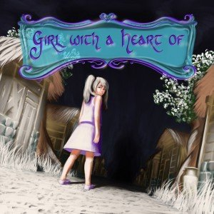 Girl with a Heart of Box Cover