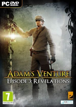 Adam's Venture: Episode 3 - Revelations Box Cover