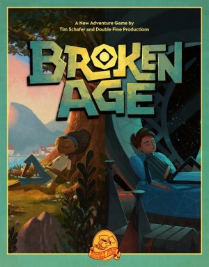 Broken Age Box Cover