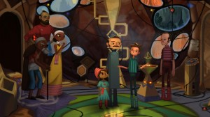 'Broken Age - Screenshot #5