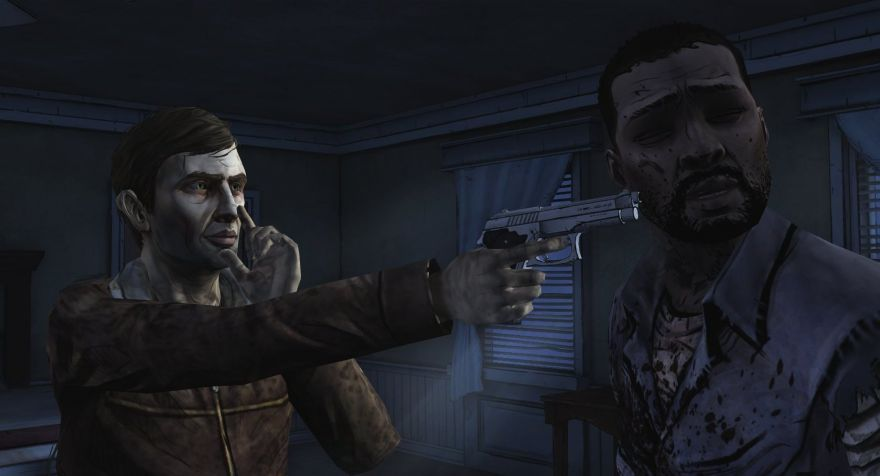The Walking Dead: Episode Five - No Time Left Screenshot 30549